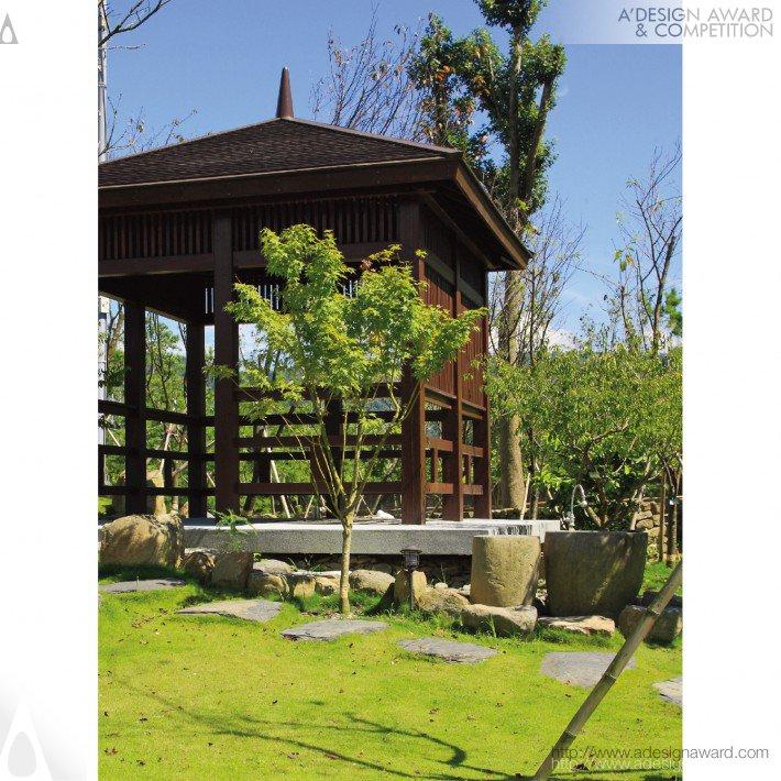 Puli Garden (Landscape Design Design)