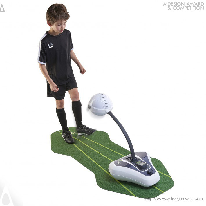 Kicktrix (Soccer Training System Design)