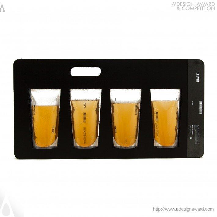 Leuven (Beer Packaging Design)