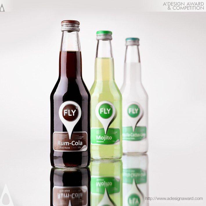 Fly (Light Alcoholic Beverages Design)
