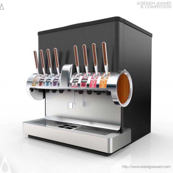 Stubborn Craft Fountain (Beverage Dispenser Design)