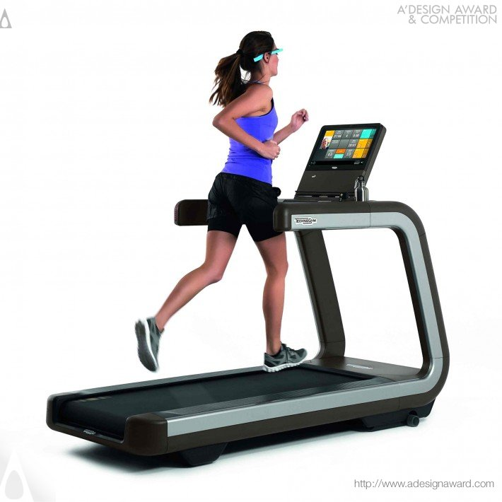 Unity (Fitness Equipment Interface Design)