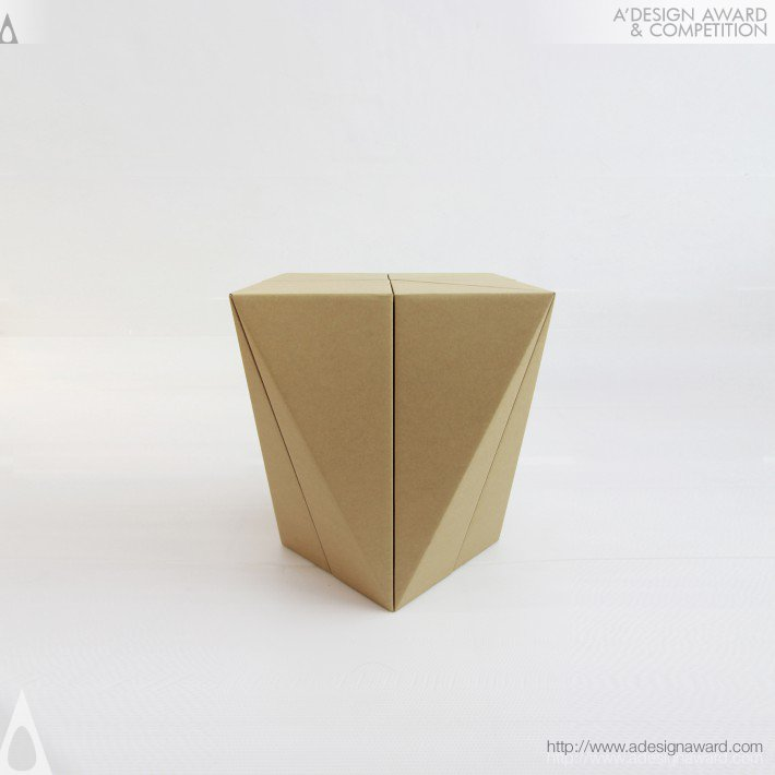 Spiral (Stool Design)
