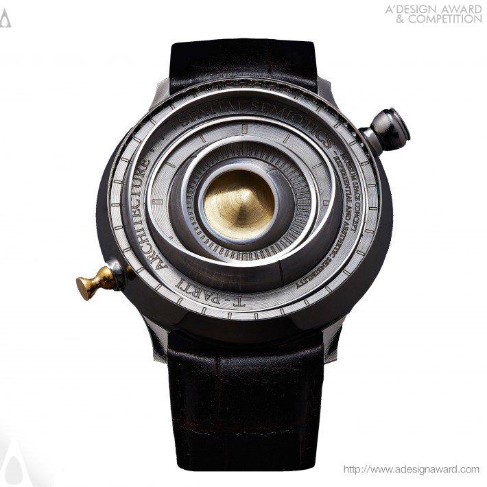 K Museum 2 (Watch Design)