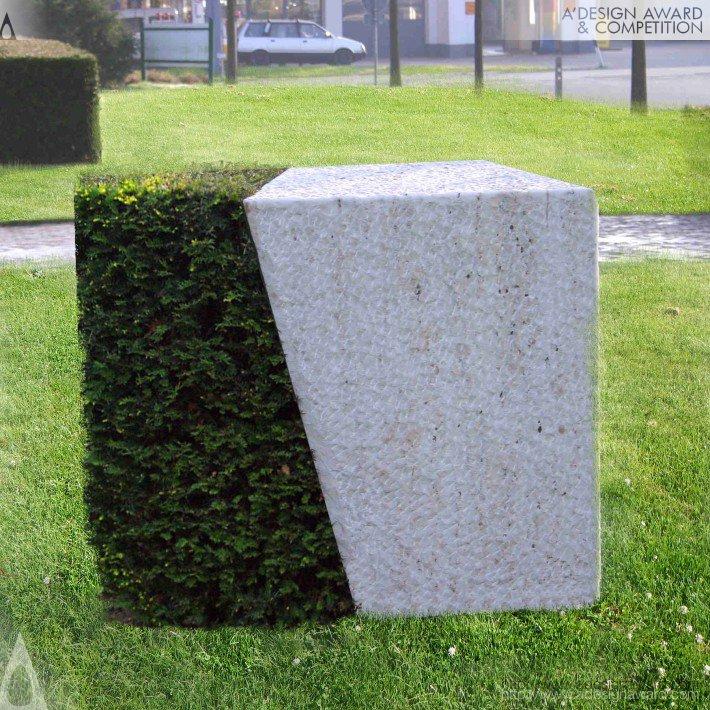 Garden Cube (Sculpture Design)