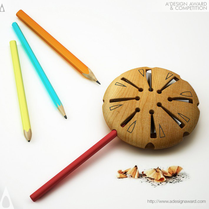 Lollypop (Pencil Sharpener Design)