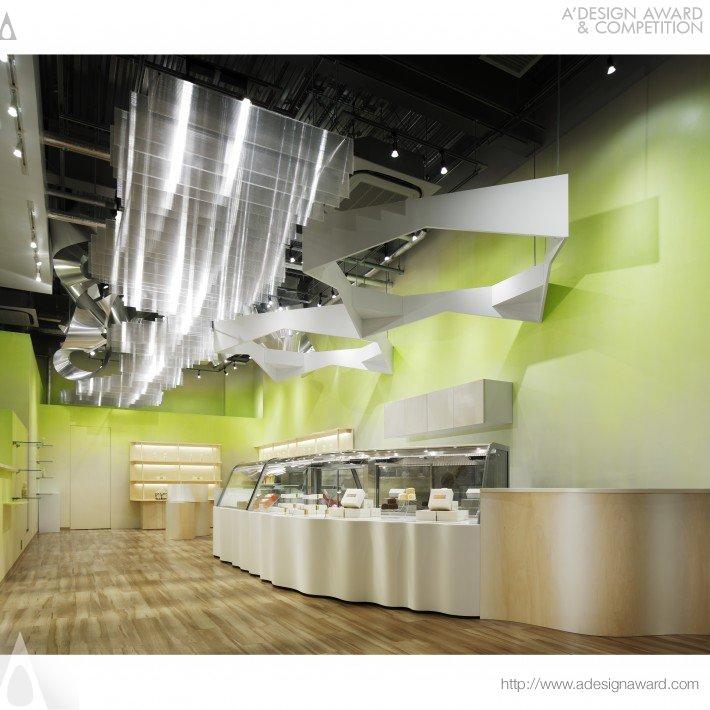 Dream Dairy Farm Store (Interior Design Design)