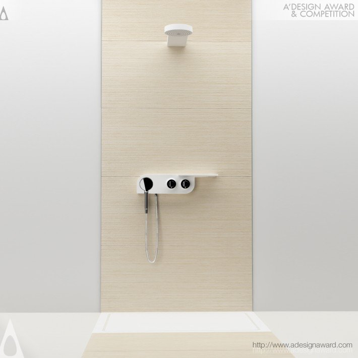 Kallisto by Sanicro (Taps Group and Shower Head Design)