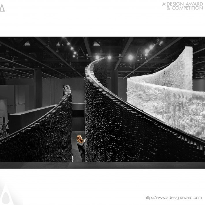 Pone Nest Aspiration (Experience Pavilion Design)