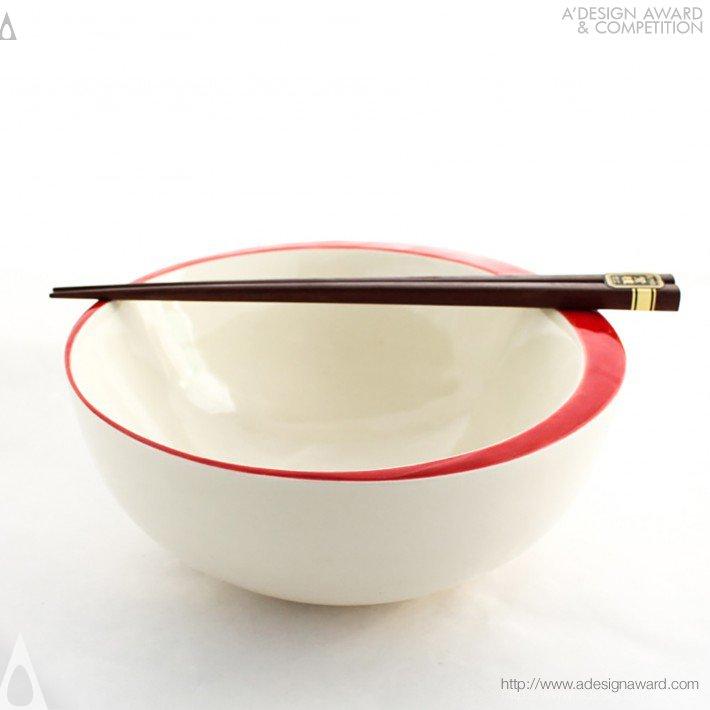Eclipse (Noodle Bowl Set Design)