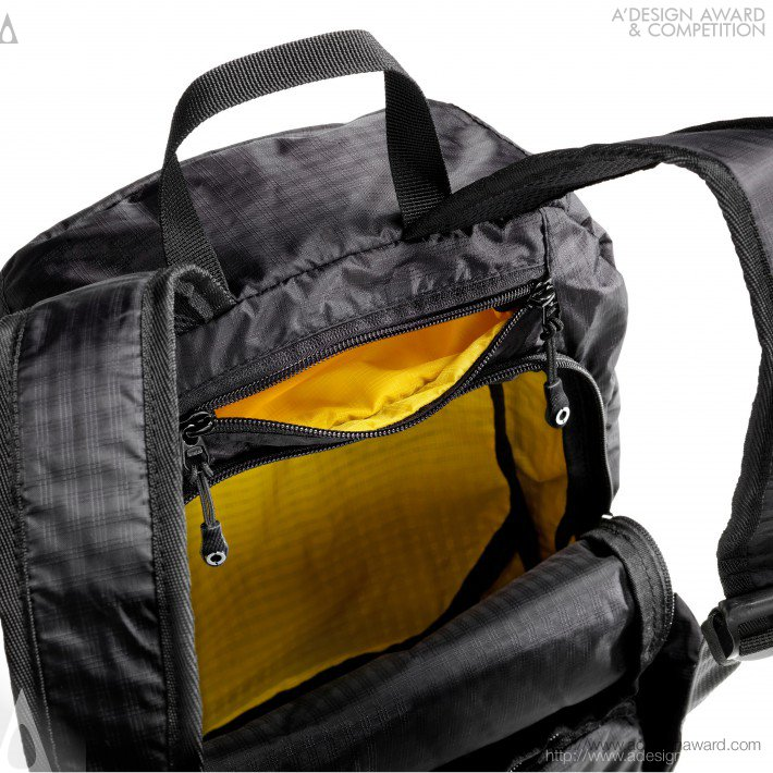 Riutbag Crush (Safe Urban Daypack Design)