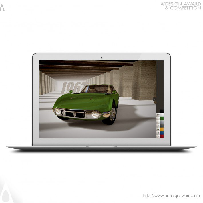 Classic Cars (Website Design)