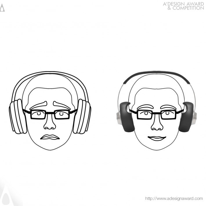 Headset (Comfortale Headset Design)