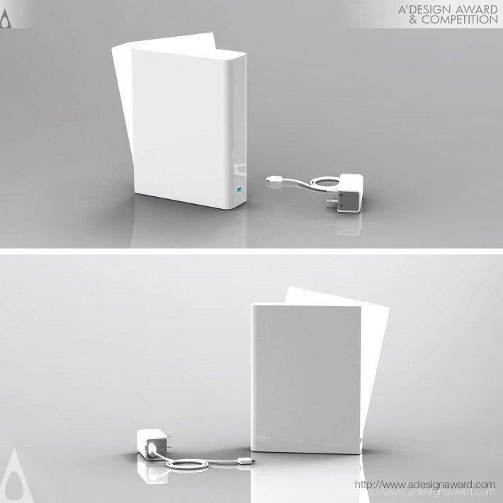 The Booklight (Lighting Design)