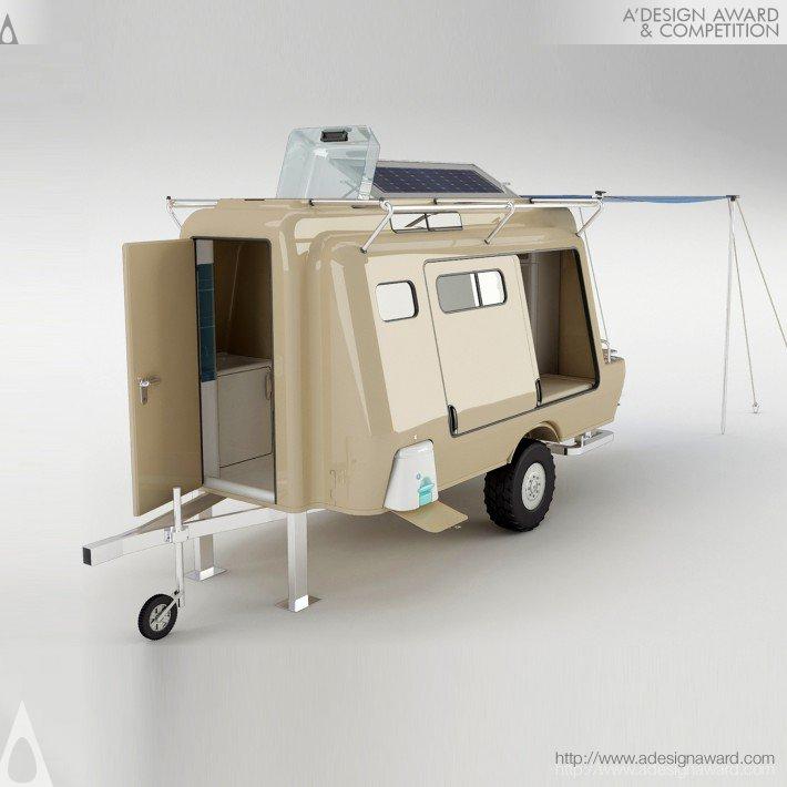 Elovan (Camping Trailer Design)