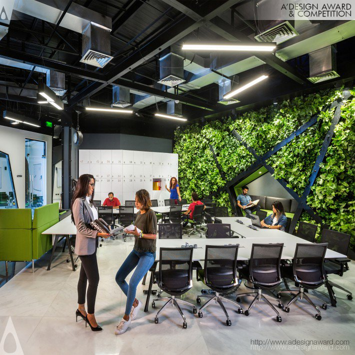 Trend Micro Signature Office (Office Design)
