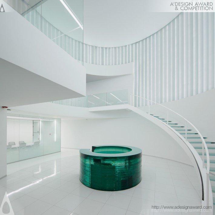 Agp Eglass Factory (Factory & Offices Design)