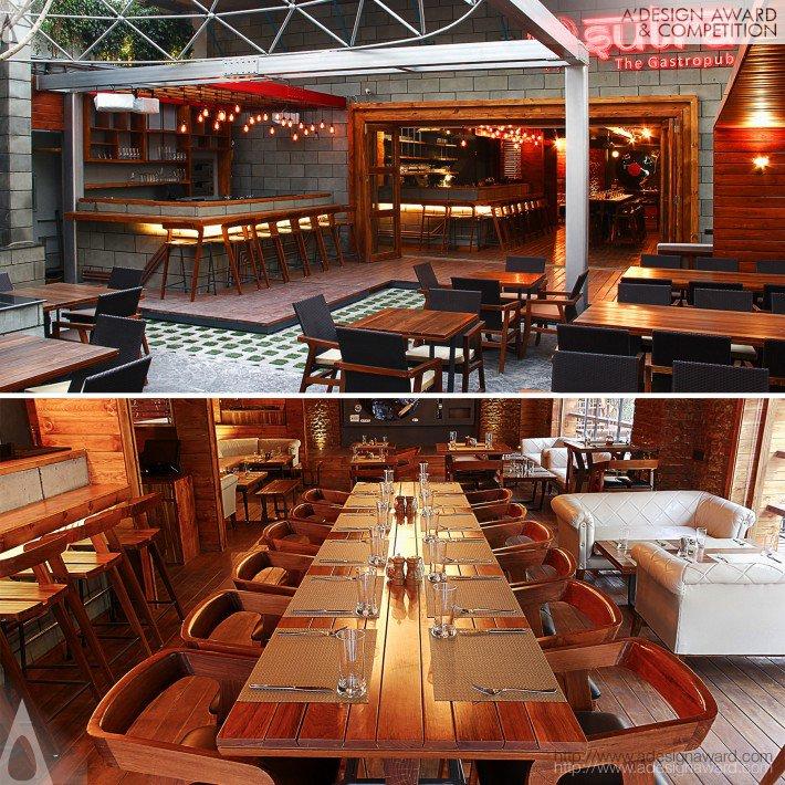 Sutra (Restaurant & Pub Design)