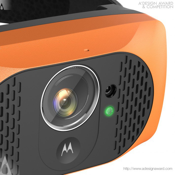 A' Design Award and Competition - Motorola Scout 5000 – by