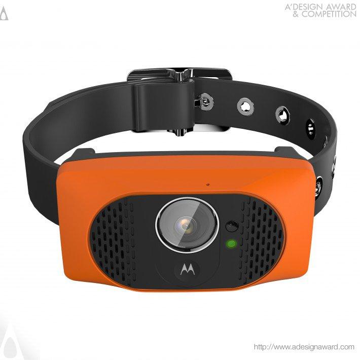 Motorola Scout 5000 – by Binatone (Wearable-Technology For Pets Design)