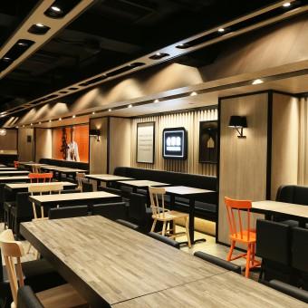 Yoshinoya Fast Food Restaurant By AS Design Four Lau And Sam Sum
