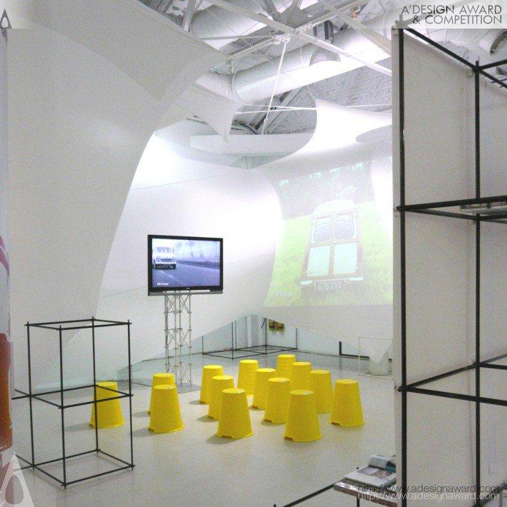 Soft Culture (Showroom Design)