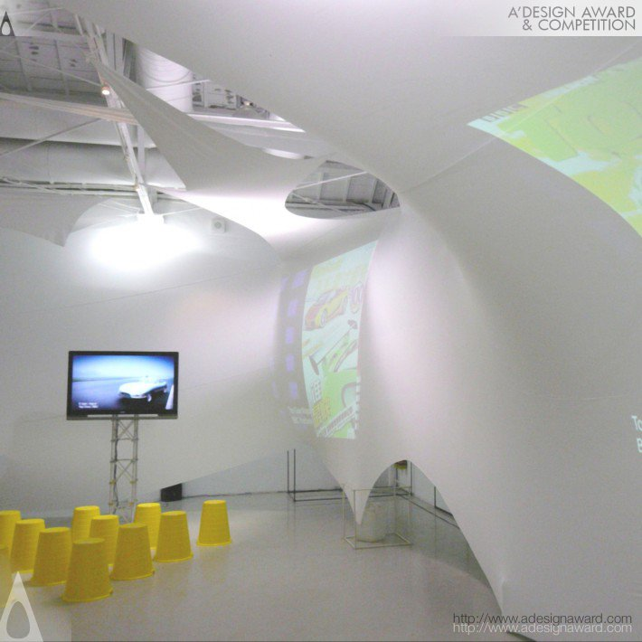 Soft Culture (Showroom Design)