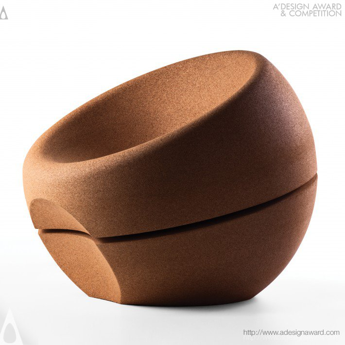 Spherical Armchair by Movecho