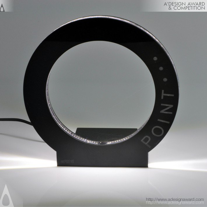 Point (Table Lamp Design)