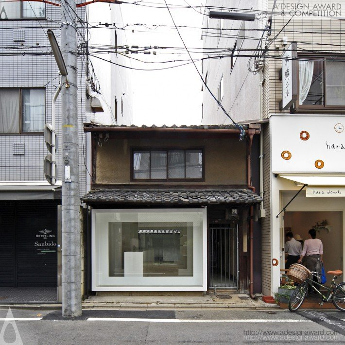Kyoto Silk (Retail Shop Design)