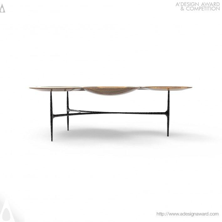 Bubbles (Cocktail Table Design)