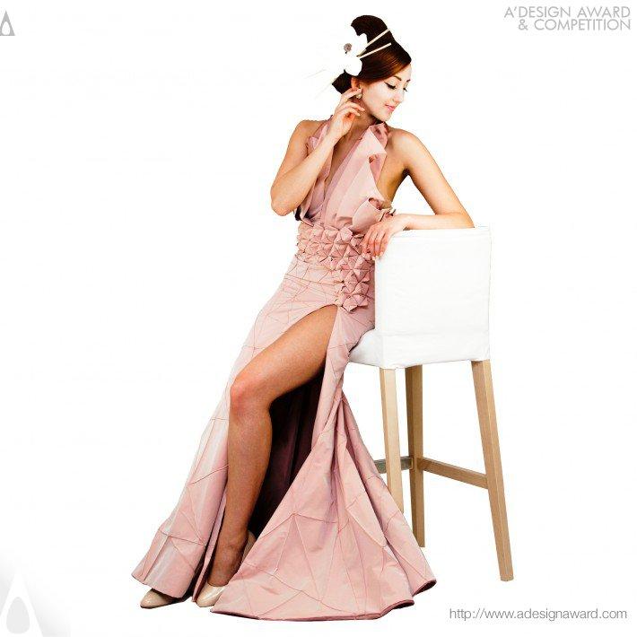 Ready Folded (Wearable Art Design)