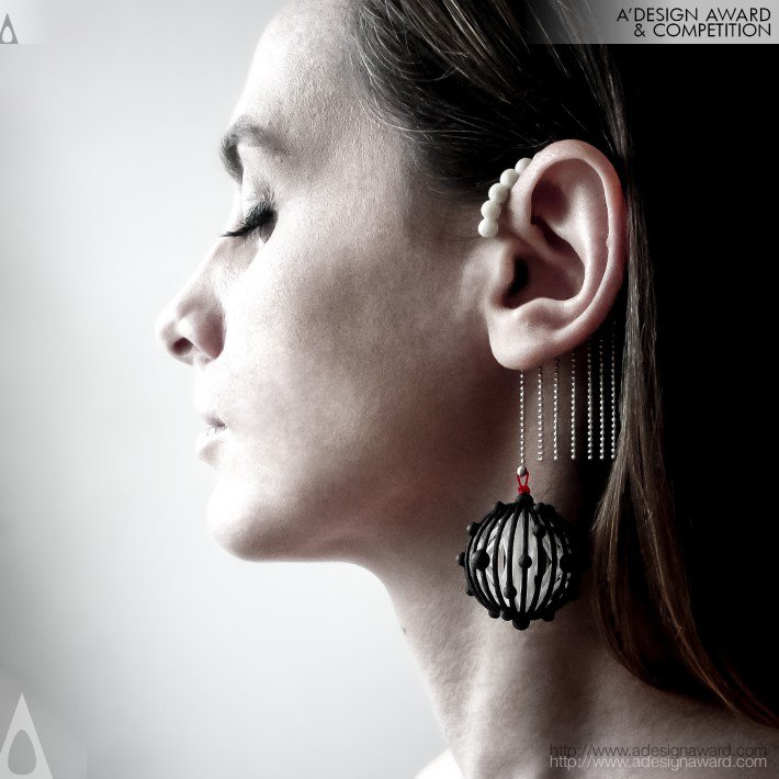 Future 02 (Jewellery Collection Design)