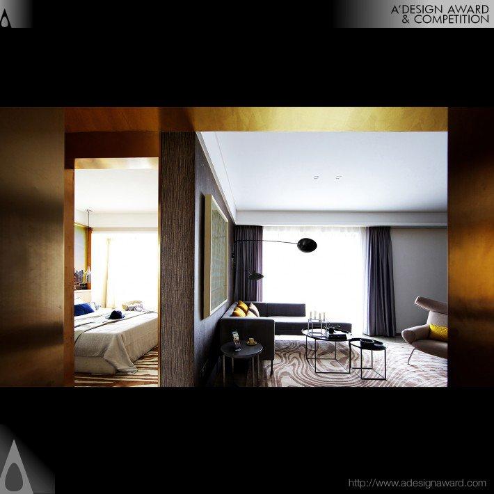 Metropolis Gorgeous Color (Residential Design)