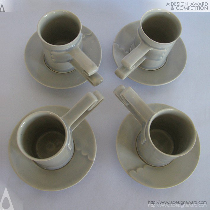 Turkish Coffe Cup (Table Ware Design)