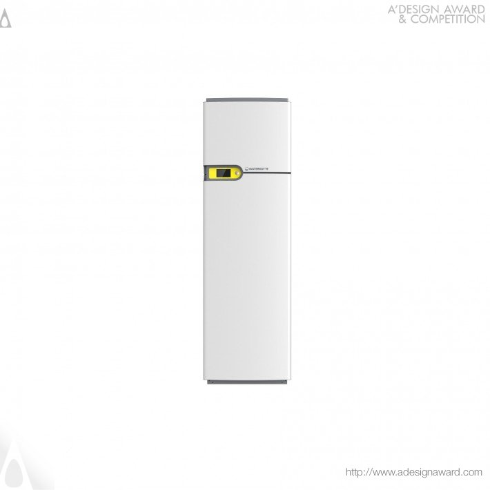 Ecotouch Ai1 Air (Heat Pump Design)