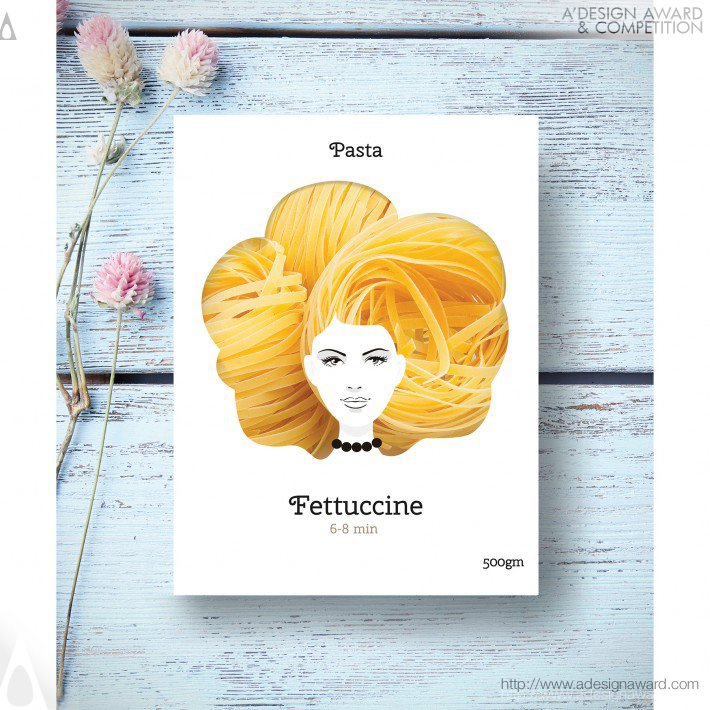 Pasta Nikita (Packaging Design)