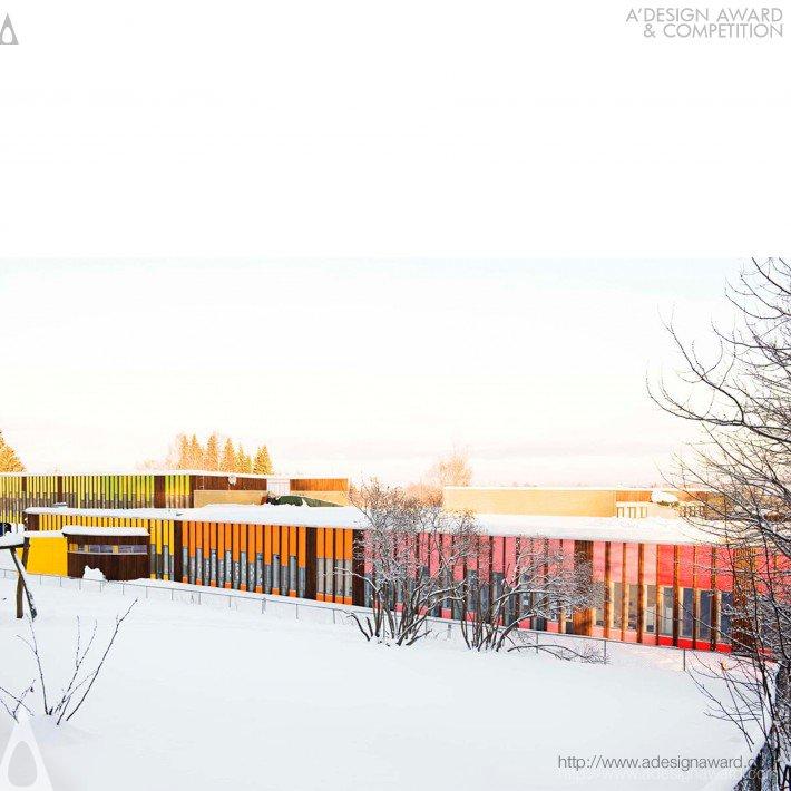 Boensmoen (Primary School Design)