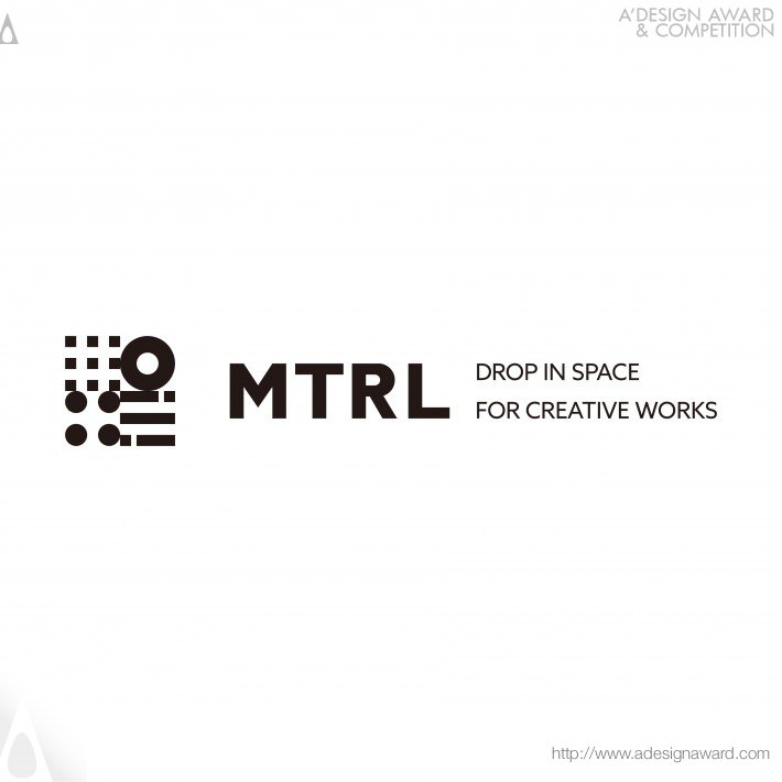 Mtrl Kyoto (Visual Identity Design)