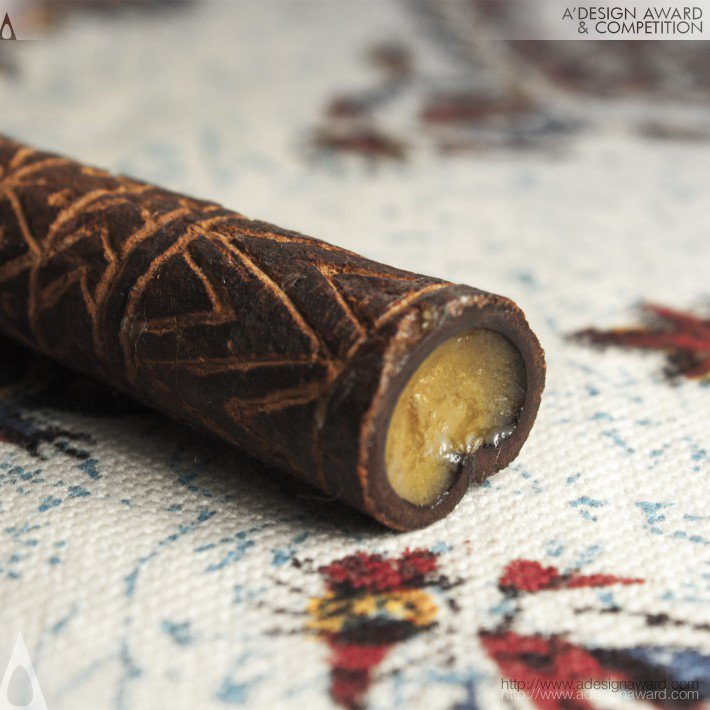 Heaven Drop (Cinnamon Roll With Honey Design)