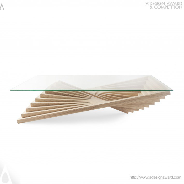 Wave Table by Attila Stromajer