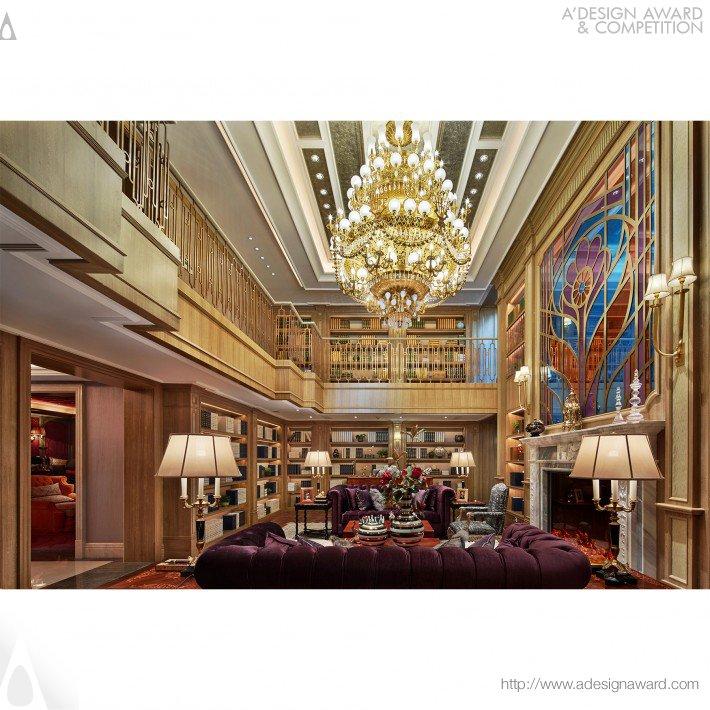 Runze Palace B02 (Show Villa Design)
