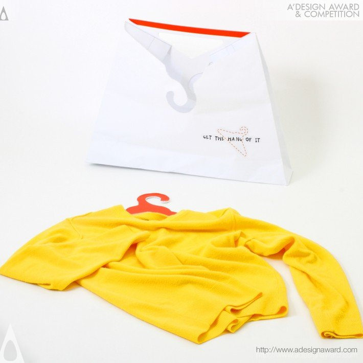 Get The Hang of It (Paper Bag Design)