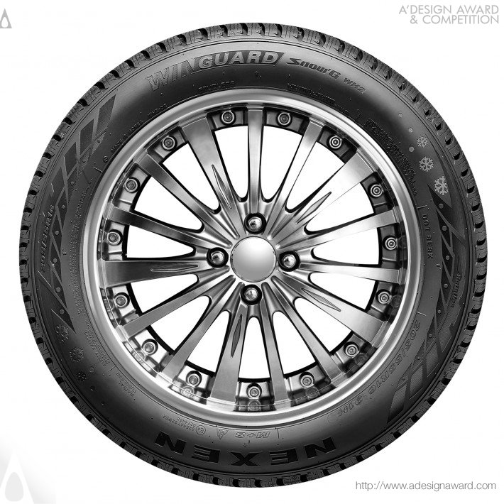 Winguard Snow'g Wh2 (Tire Design)