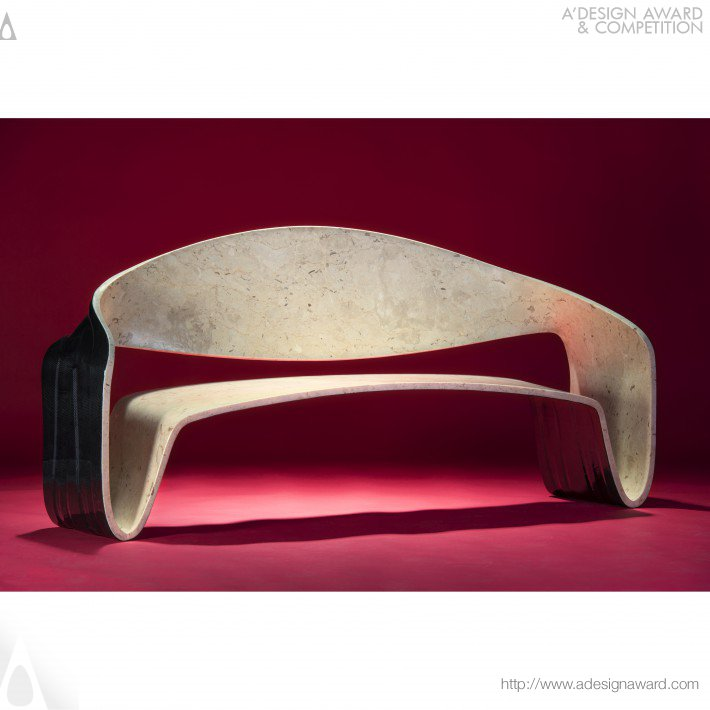 Mobius Sofa by New Fundamentals Research Group