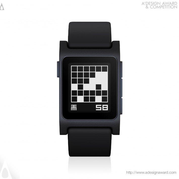 Ttmm For Pebble (Watchfaces Apps Design)