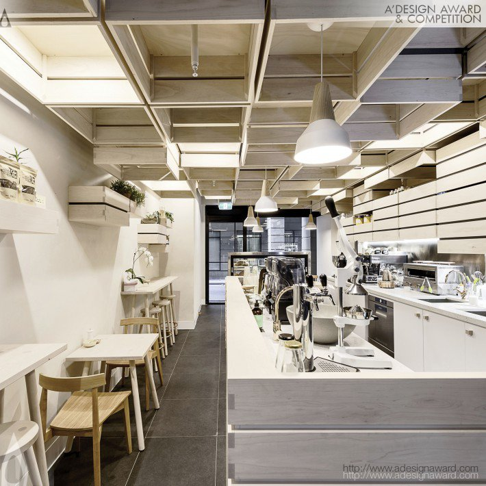 Hunters Roots (Cafe Design)