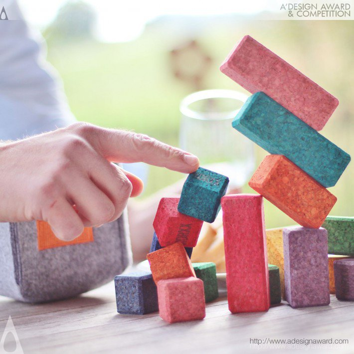 Brickle C (Small Building Blocks Design)