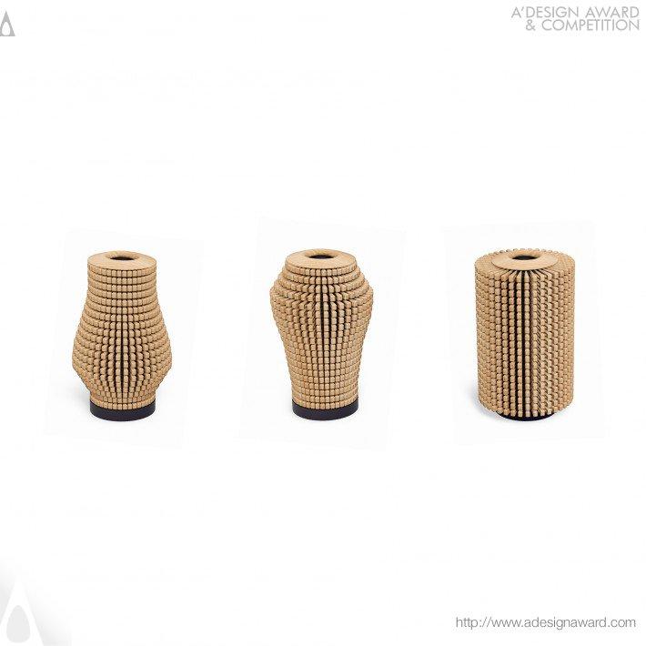 Form Equaliser (Transformable Speaker Design)