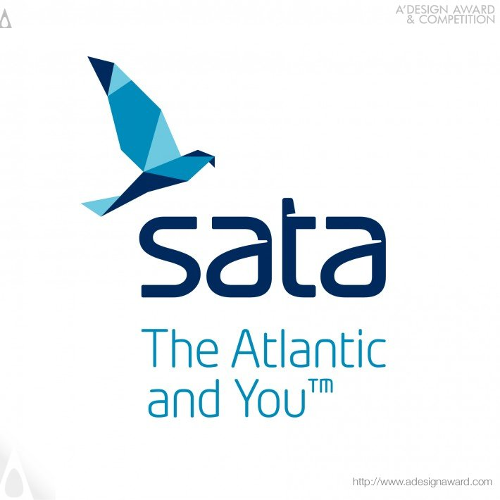 Sata | Bia-Blue Islands açor (Brand Identity Design)